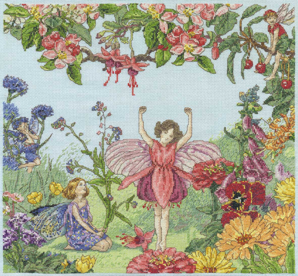 Flower Fairies Masterpiece Flower Fairies BL567 56