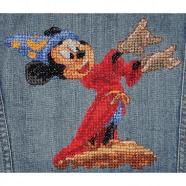 Disney Dreams Fantasia Counted Cross Stitch Kit