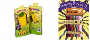My Friendship Bracelet Maker And 102 Book Package
