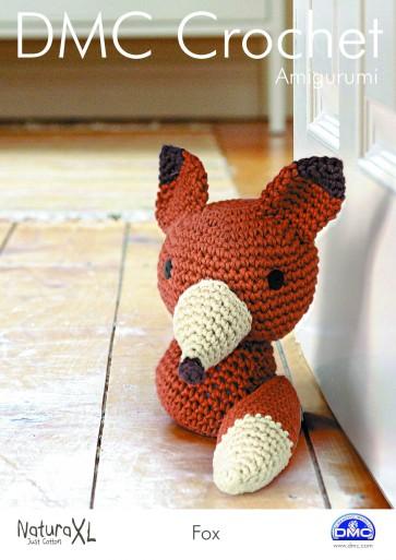 DMC Crochet Pattern - Fox 15242L/2