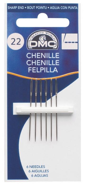 DMC Size 22 Chenille Needles