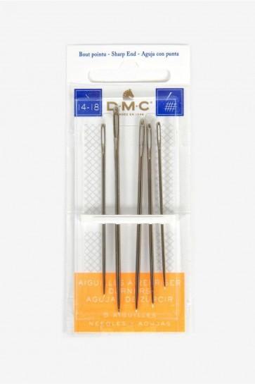 DMC Size 14/18 Darning Needles