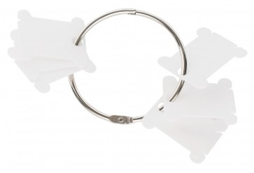 DMC Plastic Bobbin With Metal Craft Ring - 6105/12