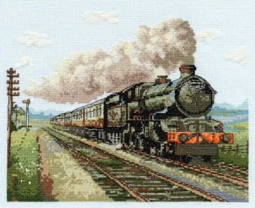Steam Train - British Landscapes - BK1119