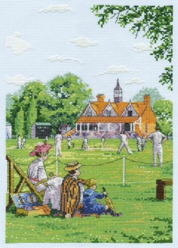 DMC Cross Stitch Kit - Sports - The Days of Grace