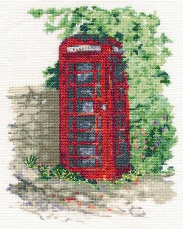 Telephone Box - Nostalgia - BK1152