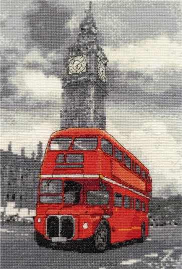 London Bus - London Scenes - BK1174