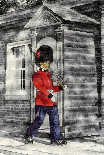 On Guard - London Scenes - BK1175