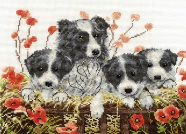 Happy Families - Dogs - BK1189