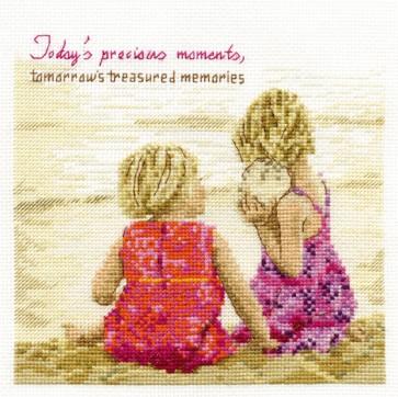 DMC Cross Stitch Kit - Nostalgia - Precious Moments