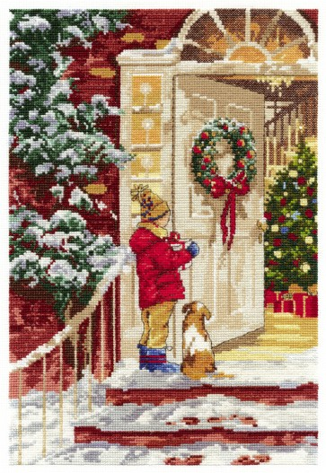 Personal Delivery - Christmas - BK1368