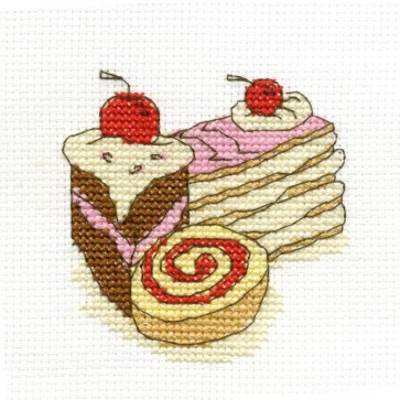 Sweet Treats - Sweet Temptations - BK1370-D