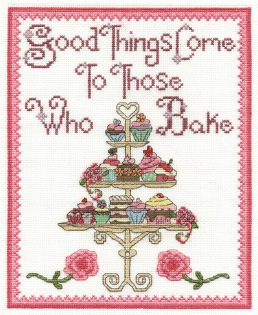 Good Things Come To Those Who Bake - Modern - BK1432
