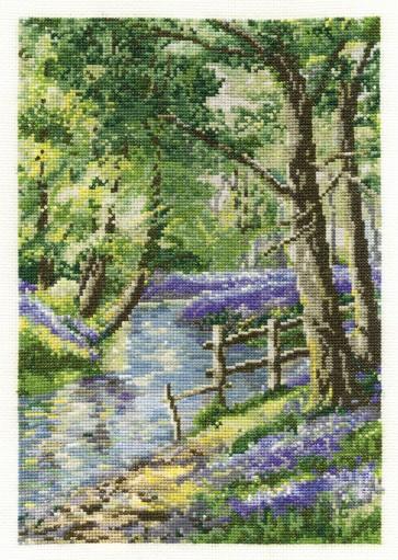 Bluebell Haven - Landscapes - BK1446