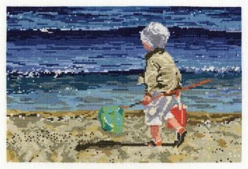 DMC Cross Stitch Kit - Nostalgia - By the Sea
