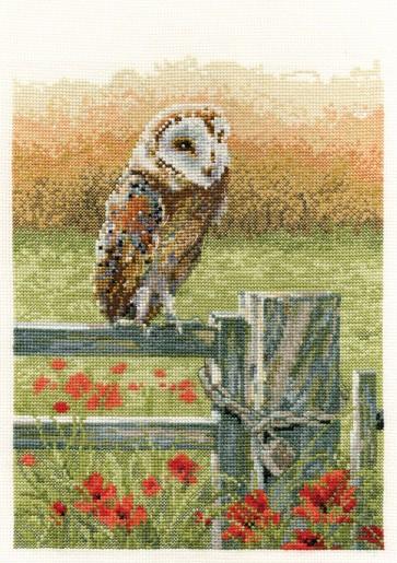 DMC Cross Stitch Kit - Wildlife - A New Dawn