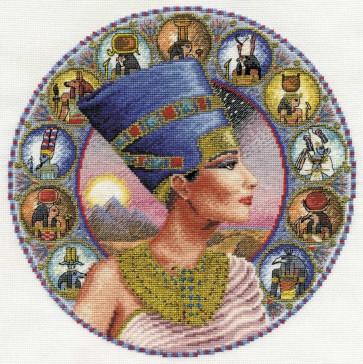 Nefertiti - Kings And Queens - BK165