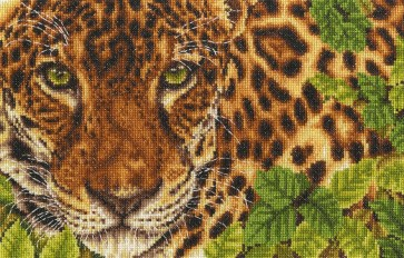 DMC Cross Stitch Kit - Safari Animals - Out of Sight