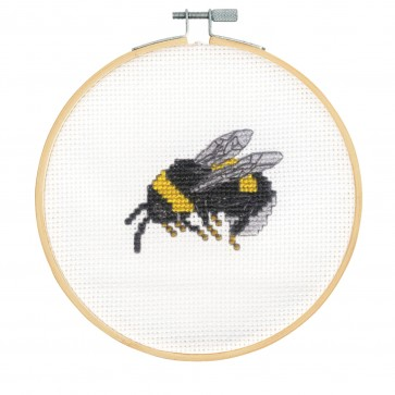 DMC Counted Cross Stitch Kit - Bumblebee