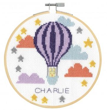DMC Counted Cross Stitch Kit - Hello Baby