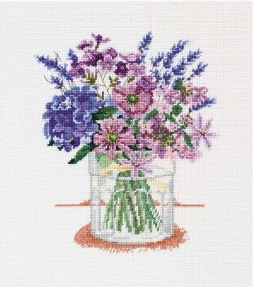 Bunch of Lilac Flowers - Florals - BK233