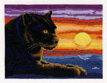 DMC Cross Stitch Kit - Pollyanna Pickering - Burning Beauty