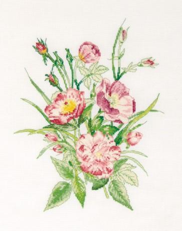 The Pink Bouquet - Florals - BK870
