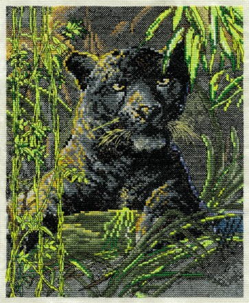 DMC Cross Stitch Kit - Pollyanna Pickering - Spirit Of The Rain Forest