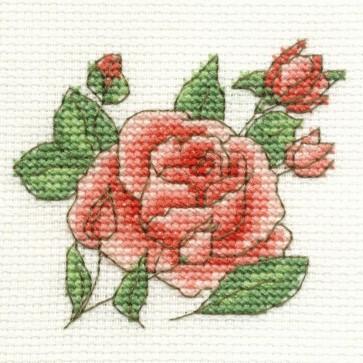 Vintage Rose - Mini Kit - BK9998A
