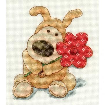 DMC Cross Stitch Kit - Boofle - Pick Of The Bunch