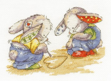 At The Beach - Somebunny To Love - BL1037/51
