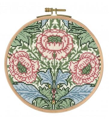 DMC Counted Cross Stitch Kit - J.H. Dearle - Myrtle