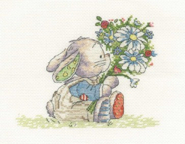 Spring Bouquet - Somebunny To Love - BL586/51