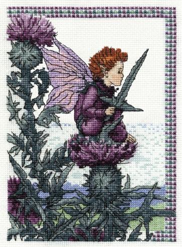 The Thistle Fairy - Flower Fairies - BL793/56