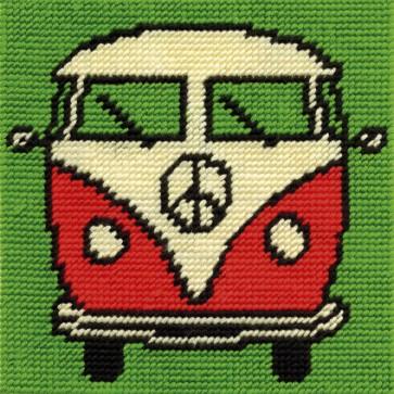 DMC Tapestry Starter Kit -Camper Van