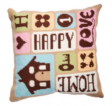 DMC Tapestry Cushion Kit - Home - C057K