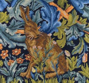 DMC Tapestry Kit - William Morris - The Hare