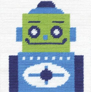 DMC Tapestry Kit - Robot