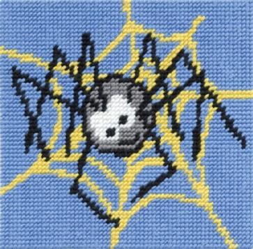 DMC Tapestry Kit - Spider - CK045