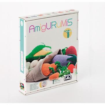 DMC Amigurumis Crochet Vegetables Kit