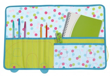 DMC Sewing Kit -Storage Pouch For Notebooks And Pencils -CT006K