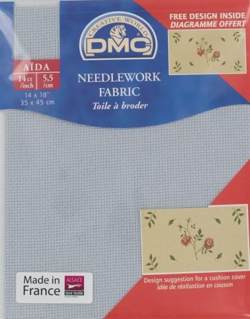 DMC 14 Count Aida Fabric 14x18 Inches (35x45cm) - DC27/415