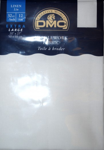 32 Count Linen Fabric 20x27 Inches (50x68cm) - DC68/B5200