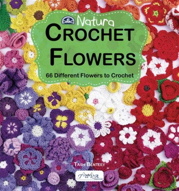 Crochet Design Book - Crochet Flowers
