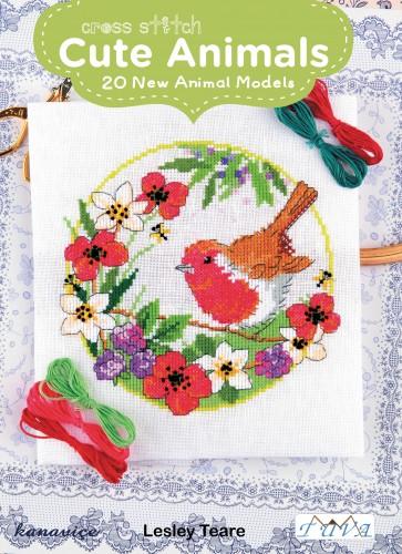 Cross Stitch Design Book - Cute Animals
