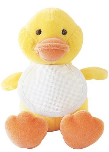 DMC Cross Stitch Soft Toy - Stitch-a-Teddy - Duckling Soft Toy