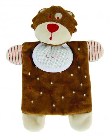 DMC Cross Stitch Soft Toy - Stitch-a-Teddy - Bear Cub Soft Toy