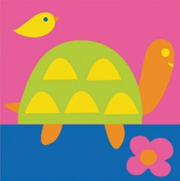 DMC Childrens Tapestry Kit - Tortoise - C09N147K