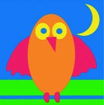 DMC Childrens Tapestry Kit - Owl - C09N152K