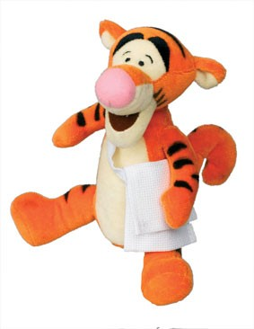 DMC Cross Stitch Soft Toy - Disney Winnie The Pooh - Tigger